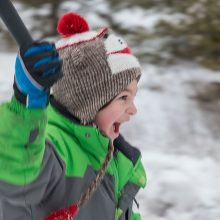 Cub Scouts meet for winter Cub-O-Ree