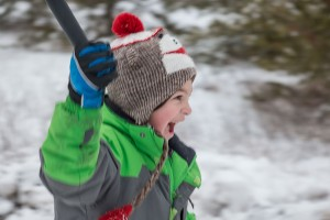 Cub Scouts meet for winter Cub-O-Ree