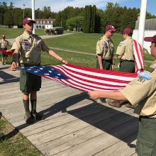 New dates for 2018 Mackinac Island Scout Service Camp